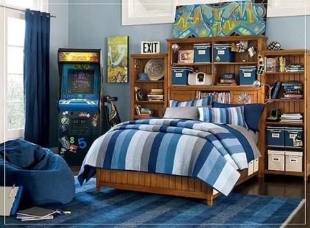 trĐồ trang trí phòng ngủ cho bé trai