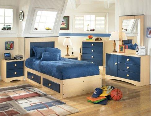Đồ trang trí phòng ngủ cho bé trai